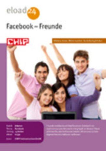 eBook Facebook - Freunde Cover