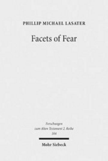 eBook Facets of Fear Cover