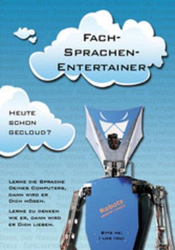 eBook Fach-Sprachen-Entertainer Cover