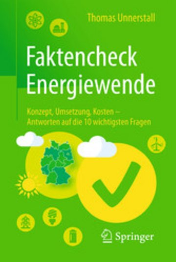 eBook Faktencheck Energiewende Cover