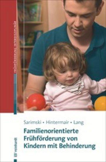 eBook Familienorientierte Frühförderung von Kindern mit Behinderung Cover