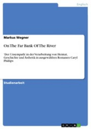 eBook On The Far Bank Of The River Cover