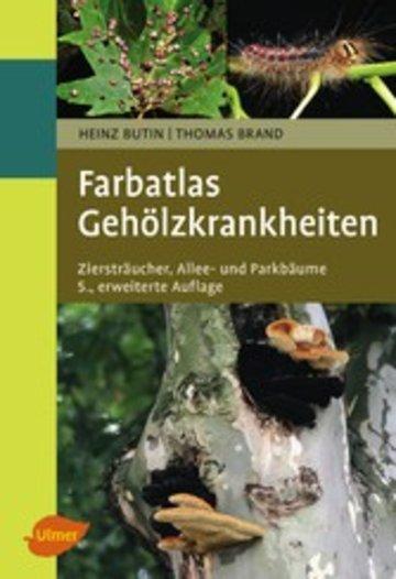 eBook Farbatlas Gehölzkrankheiten Cover