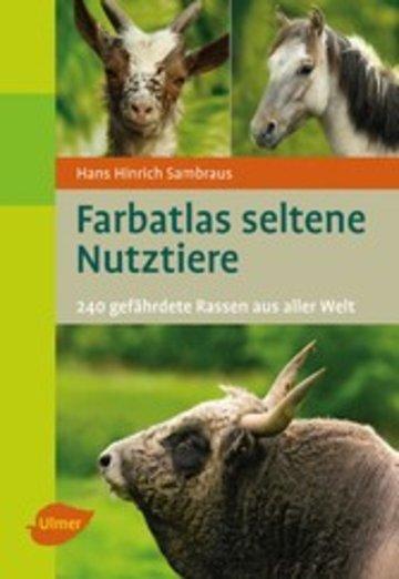 eBook Farbatlas seltene Nutztiere Cover