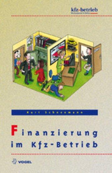 eBook Finanzierung im Kfz-Betrieb Cover