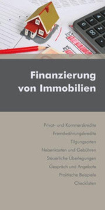 eBook Finanzierung von Immobilien (Ausgabe Österreich) Cover