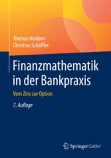 eBook Finanzmathematik in der Bankpraxis Cover