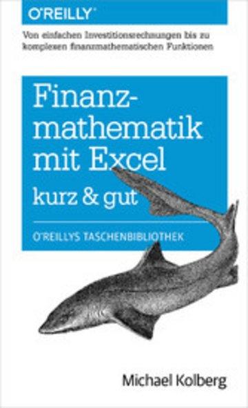 eBook Finanzmathematik mit Excel kurz & gut Cover