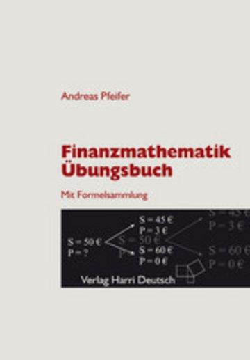 eBook Finanzmathematik - Übungsbuch (Pfeifer) Cover