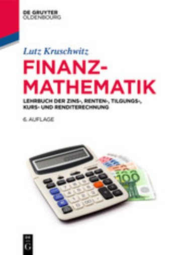 eBook Finanzmathematik Cover
