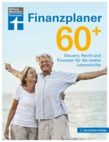 eBook Finanzplaner 60+ Cover