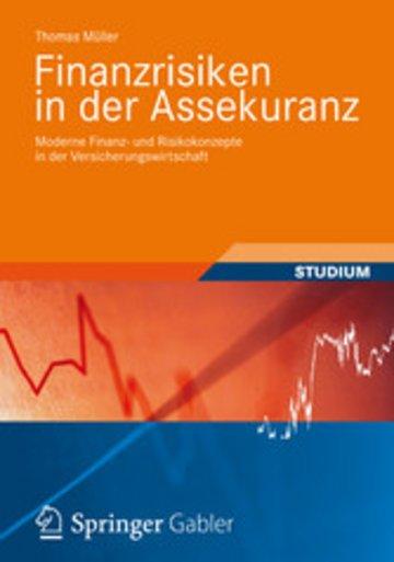 eBook Finanzrisiken in der Assekuranz Cover
