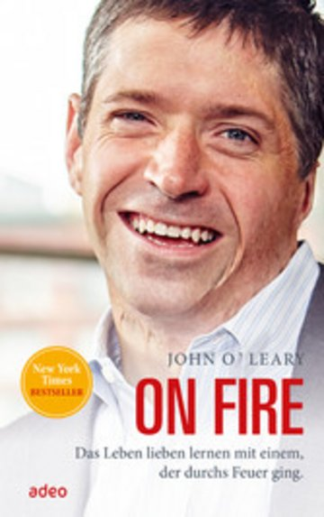 eBook On fire Cover