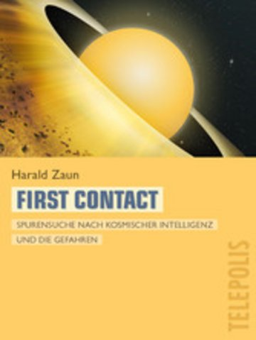 eBook First Contact (Telepolis) Cover