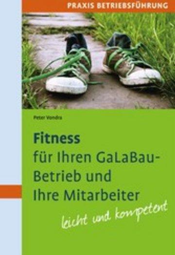 eBook Fitness für Ihren GaLaBau-Betrieb und Ihre Mitarbeiter Cover