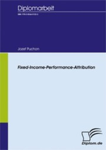 eBook Fixed Income Performance Attribution Cover