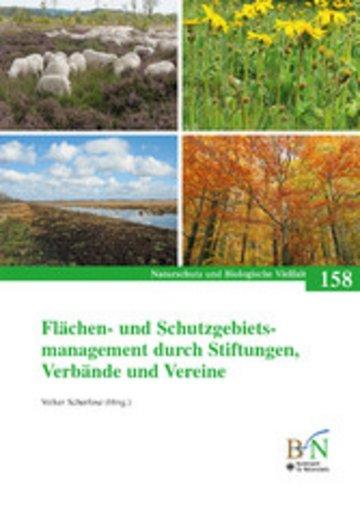 eBook Flächen- und Schutzgebietsmanagement durch Stiftungen, Verbände und Vereine Cover