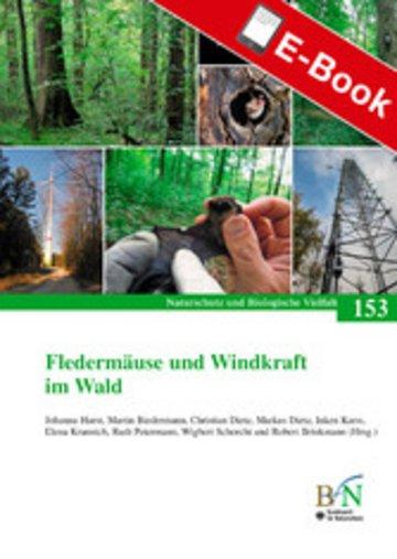 eBook Fledermäuse und Windkraft im Wald Cover