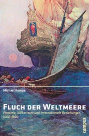 eBook Fluch der Weltmeere Cover
