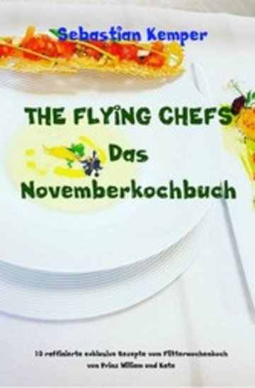 eBook THE FLYING CHEFS Das Novemberkochbuch Cover