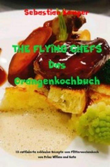 eBook THE FLYING CHEFS Das Orangenkochbuch Cover
