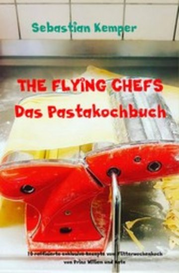 eBook THE FLYING CHEFS Das Pastakochbuch Cover