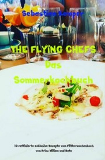 eBook THE FLYING CHEFS Das Sommerkochbuch Cover