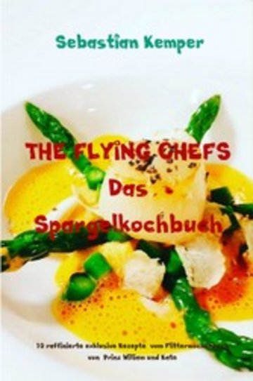 eBook THE FLYING CHEFS Das Spargelkochbuch Cover