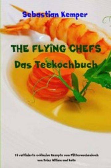 eBook THE FLYING CHEFS Das Teekochbuch Cover