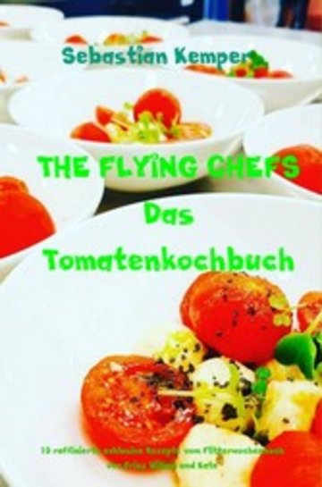 eBook THE FLYING CHEFS Das Tomatenkochbuch Cover