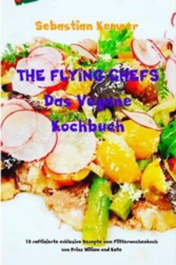 eBook THE FLYING CHEFS Das Vegane Kochbuch Cover