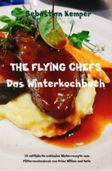 eBook THE FLYING CHEFS Das Winterkochbuch Cover