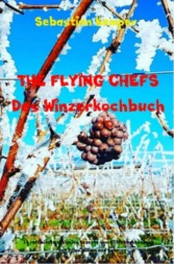 eBook THE FLYING CHEFS Das Winzerkochbuch Cover