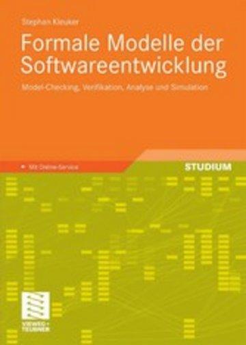 eBook Formale Modelle der Softwareentwicklung Cover