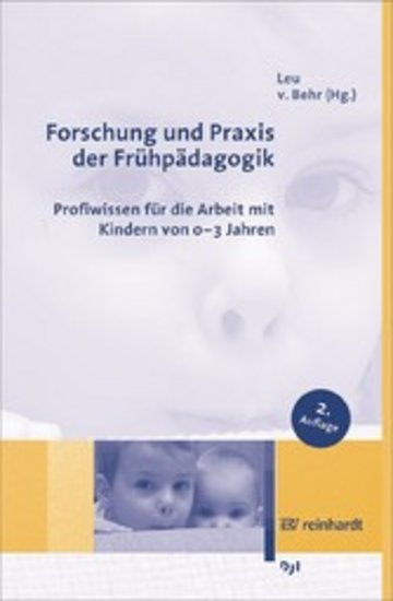 eBook Forschung und Praxis der Frühpädagogik Cover