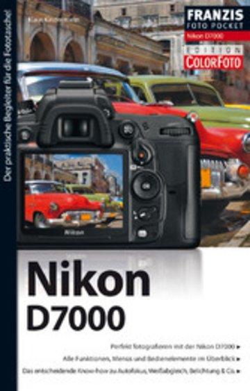 eBook Foto Pocket Nikon D7000 Cover