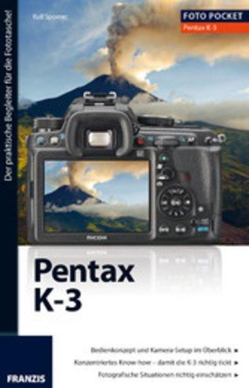 eBook Foto Pocket Pentax K-3 Cover