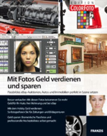 eBook Mit Fotos Geld verdienen und sparen Cover