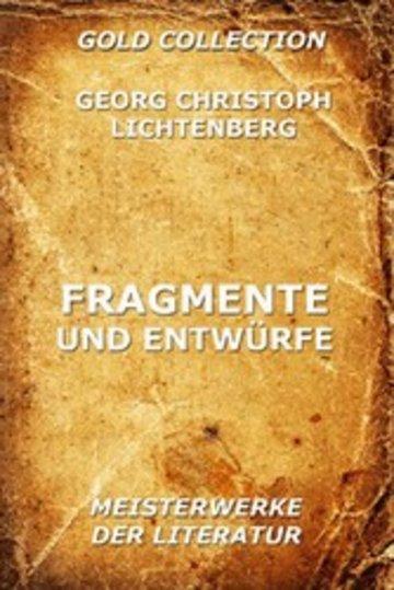 eBook Fragmente und Entwürfe Cover