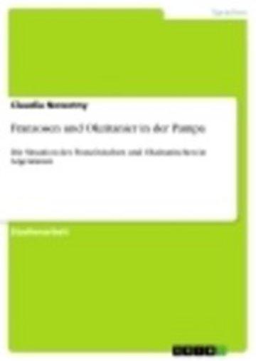 eBook Franzosen und Okzitanier in der Pampa Cover