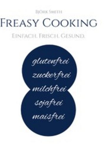 eBook Freasy Cooking Cover
