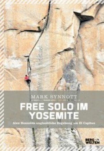 eBook Free Solo im Yosemite Cover
