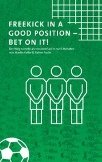 eBook Freekick in a good position - Bet on it! Cover