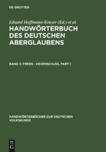eBook Freen - Hexenschuß Cover