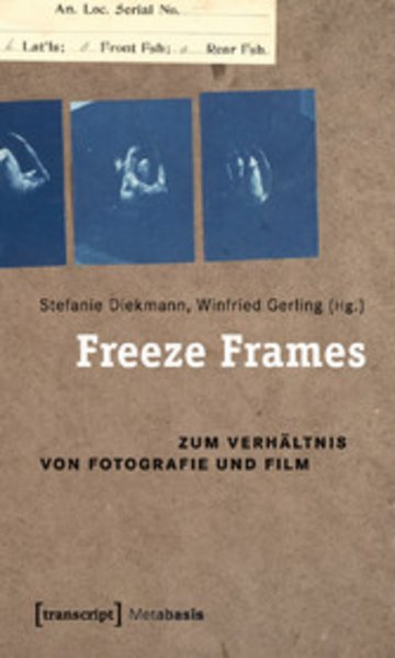 eBook Freeze Frames Cover