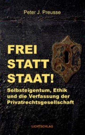 eBook Frei statt Staat! Cover