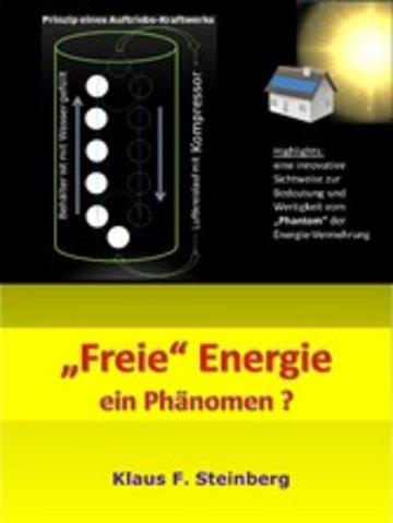 eBook Freie Energie ein Phänomen? Cover
