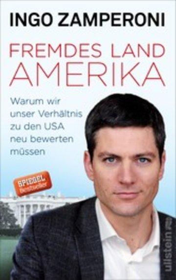 eBook Fremdes Land Amerika Cover