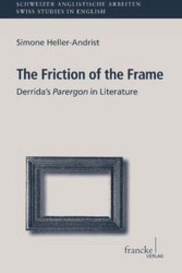 eBook The Friction of the Frame Cover