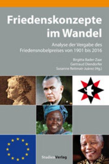eBook Friedenskonzepte im Wandel Cover